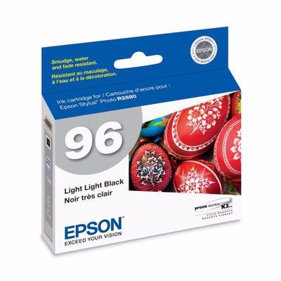 Epson Light Light Black Ink Cart R2880