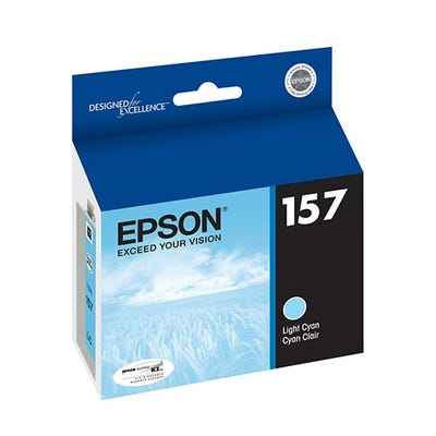 Epson Light Cyan Ink Cart R3000