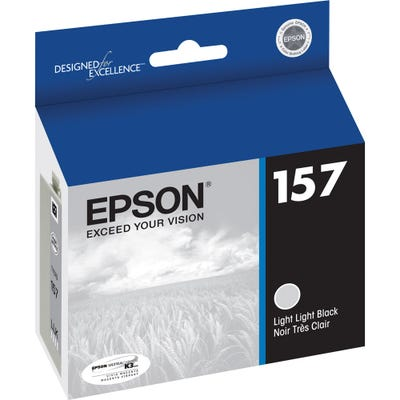 Epson Light Black Ink Cart R3000