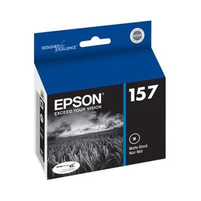 Epson Matte Black Ink Cart R3000