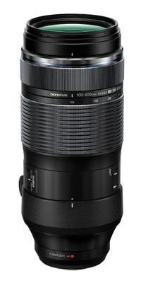 Olympus M.Zuiko Digital ED 100-400mm F5.0-6.3 IS Lens