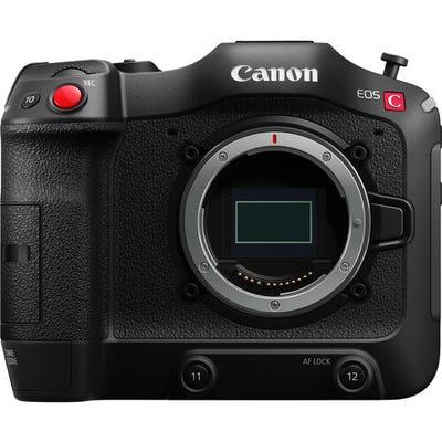 Canon EOS C70 RF Mount Compact Cinema EOS Camera
