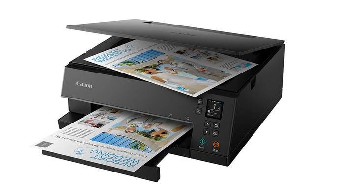 Canon TS6360 MFC Printer - Black