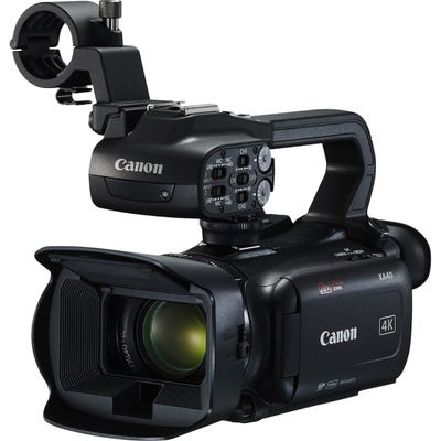 "Canon XA40 Professional Digital Video Camera 1/2.3"" Sensor"