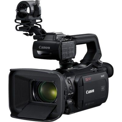 "Canon XA55 Professional Digital Video Camera 1"" Sensor SDI Input"