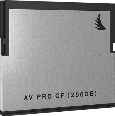 Angelbird AVpro CFast 2.0 256GB - Memory Card