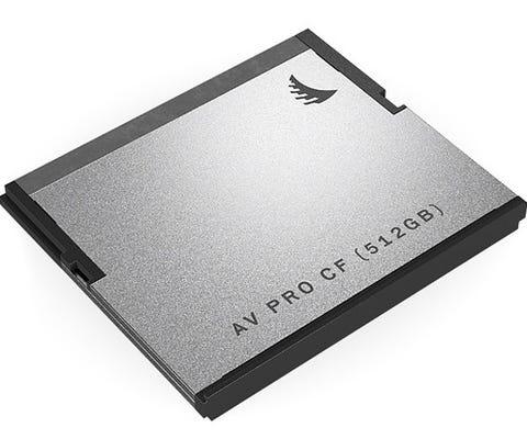 Angelbird AVpro CFast 2.0 512GB - Memory Card