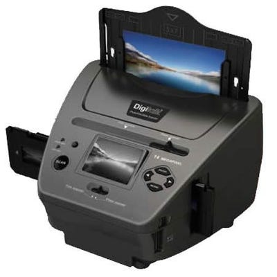 Digitalk 4 in 1 Combo 14MP Photo/Negative/Slide/Business Card Scanner