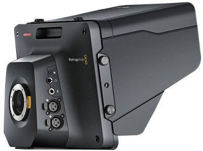 Blackmagic Design Studio Camera 2