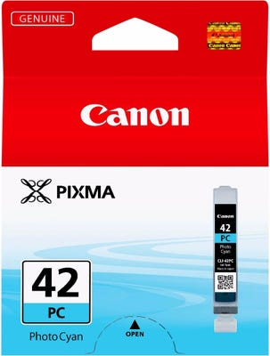 Canon CLI42PC Photo Cyan Ink Tank