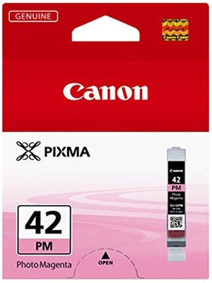 Canon CLI42PM Photo Magenta Ink Tank