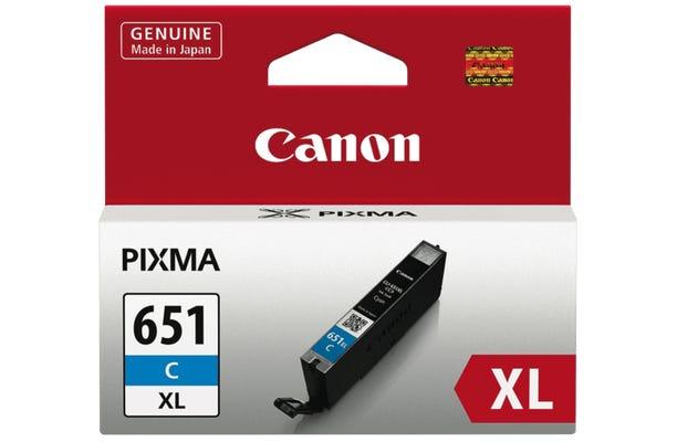 Canon CLI651C Cyan Ink Tank