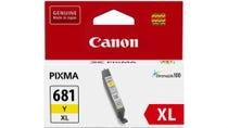 Canon CLI681XLY Canon Ink Yellow XL