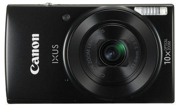 Canon IXUS 190 Black Digital Compact Camera