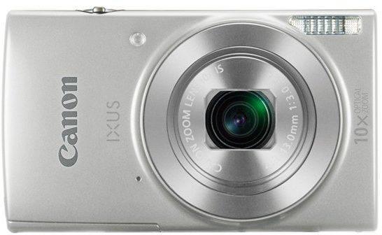 Canon IXUS 190 Silver Digital Compact Camera