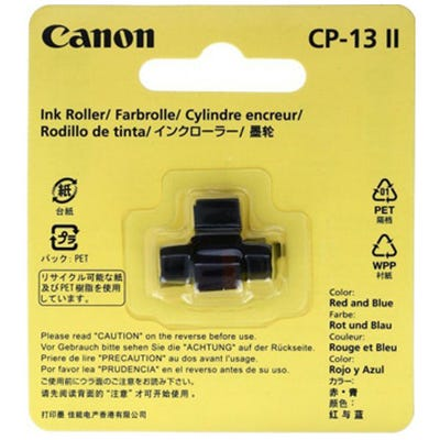 Canon Blue & Red Ink Roller for Canon P23DTSC Calculator