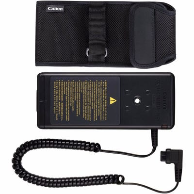 Canon CPE4N Battery Pack for 600EXIIRT