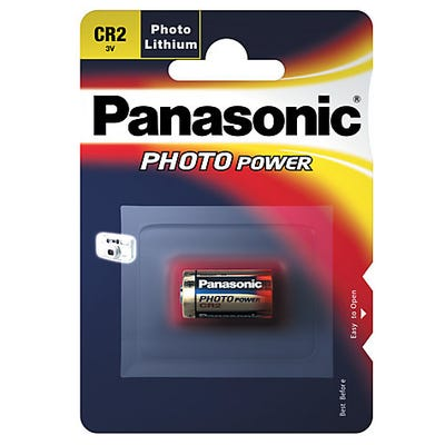 Panasonic CR-2 3V Lithium Battery