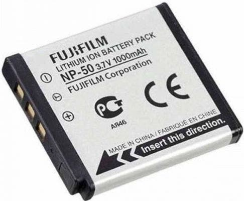 Fujifilm NP-50 Lithium-ion Rechargeable Battery
