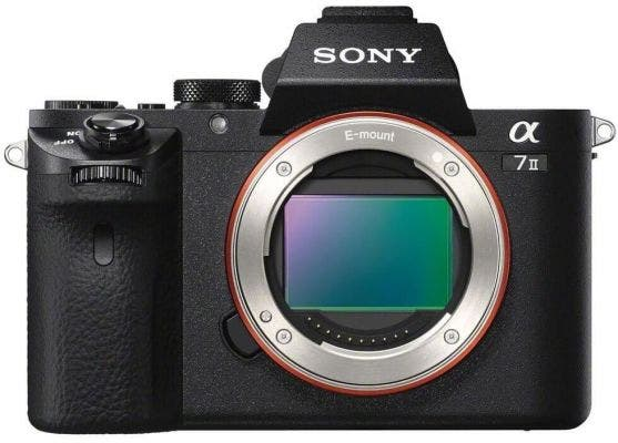 Sony Alpha A7 II Compact System Camera (Body Only)