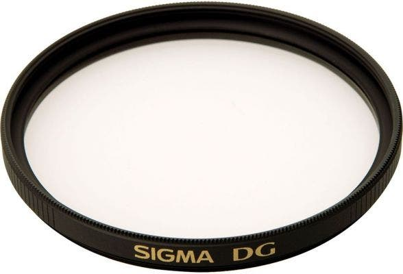 Sigma 72mm UV Filter