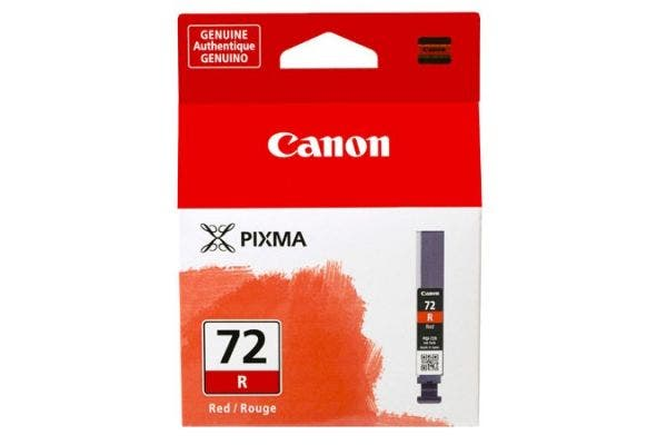 Canon Red Ink Tank for PIXMA PRO10