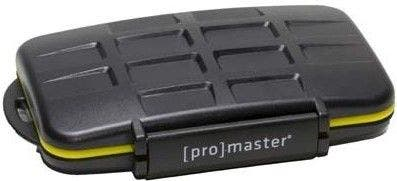 ProMaster Extreme Hard Case for SD and MicroSD Memory Cards