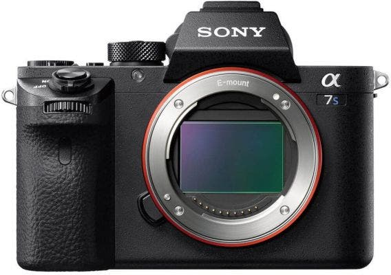 Sony Alpha A7S II Compact System Camera (Body Only)