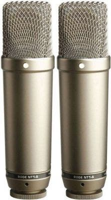Rode NT1-A Matched Pair Microphone