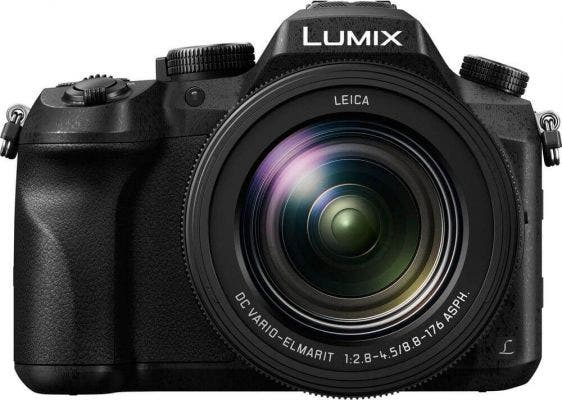 Panasonic FZ2500 Black Digital Compact Camera