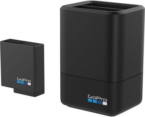 GoPro HERO Dual Battery Charger Includes HERO 7/6/5 Rechargeable Battery