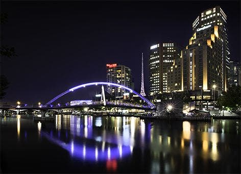 Bridges of the Yarra – Evening Workshop