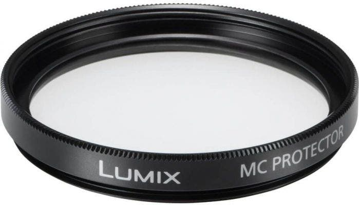 Panasonic 37mm Multicoated Lens Protector Filter