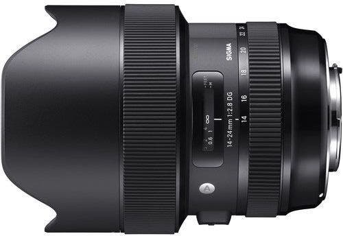 Sigma 14-24mm f/2.8 DG HSM Art Series Lens - Sigma