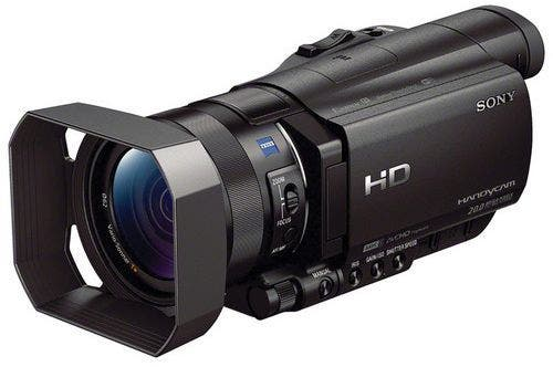 Sony FDRAX100 Digital Video Camera