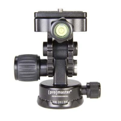 ProMaster MH02 (N) Professional Monopod Head with Quick Release Plate