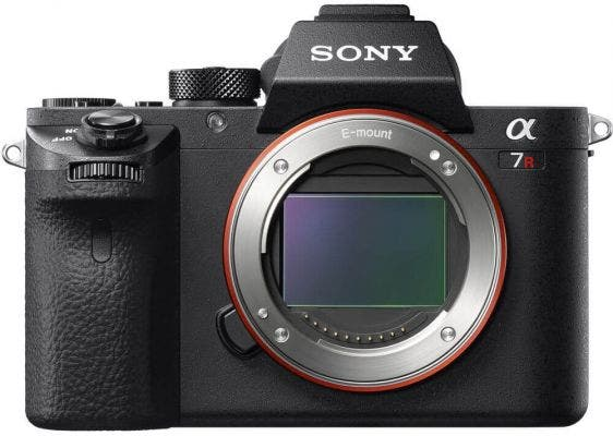 Sony Alpha A7R II Compact System Camera (Body Only)