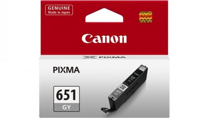 Canon CLI651GY Grey Ink Tank