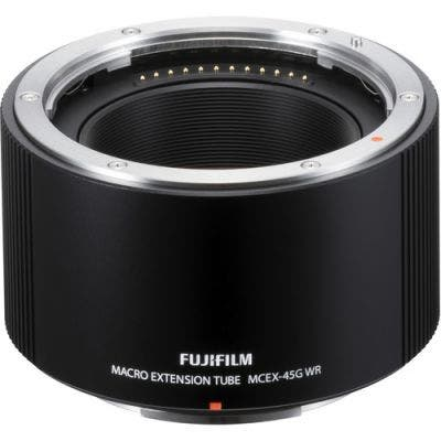FujiFilm MCEX-45G WR Macro Extension Ring 45mm GFX series
