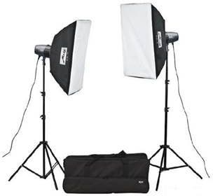 Metz Mecastudio BL-400 SB- KIT II Studio Lighting Kit