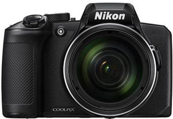 Nikon Coolpix B600 Black Digital Compact Camera