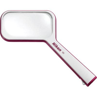 Nikon S1-4D Red Reading Magnifier