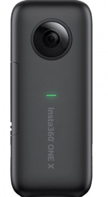 Insta360 ONE X Action Camera with 5.7K Video and 360 Degree Capture