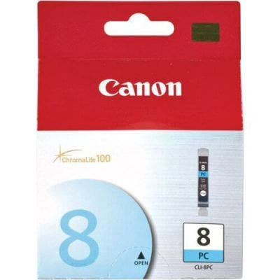 Canon CLI8PC Photo Cyan Ink Tank