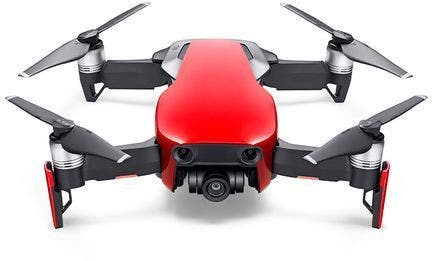 DJI Mavic Air - Flame Red Drone