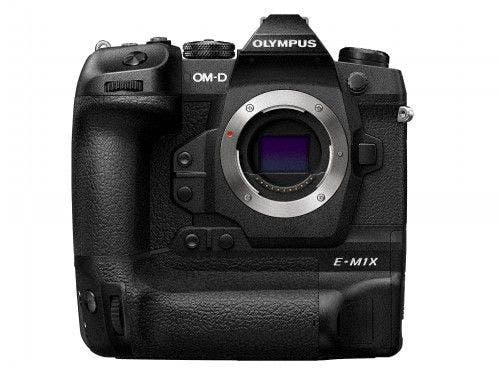Olympus OM-D E-M1X Black Compact System Camera (Body)