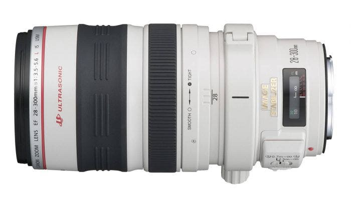 Canon EF 28-300mm f/3 5-5 6L IS USM Telephoto Lens