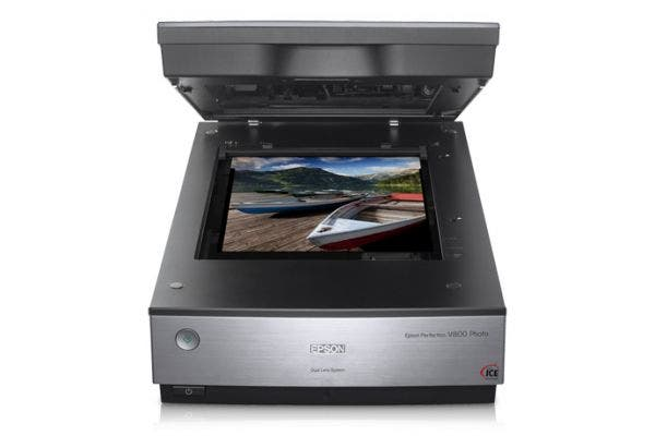 Epson V800 Perfection Photo Scanner