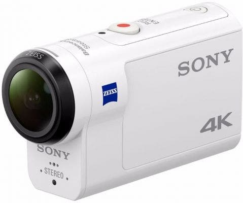 Sony FDRX3000V 4K Action Cam Digital Video Camera