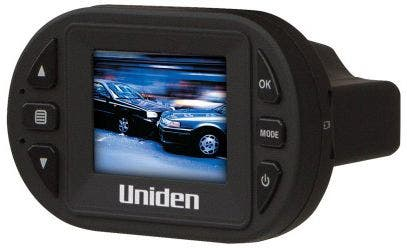 Uniden iGO CAM 325 In-Vehicle Accident Camera Recorder